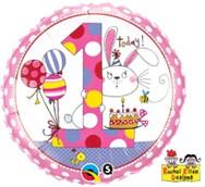 18in Age 1 Rachel Ellen Bunny 22615