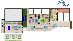 Bottom Floor Plan