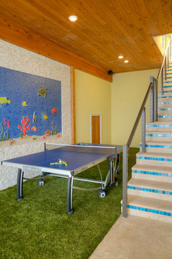 Ping Pong Area