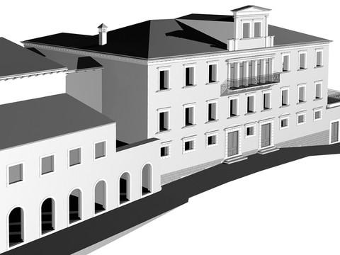 Hotel Kaštel - rekonstrukcija