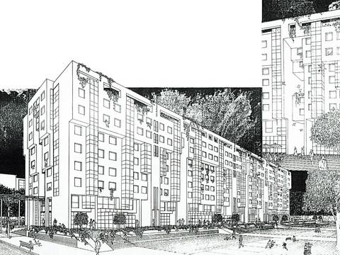 Višestambena zgrada Martinovka