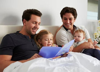 LGBT surrogacy gay parents with kids via