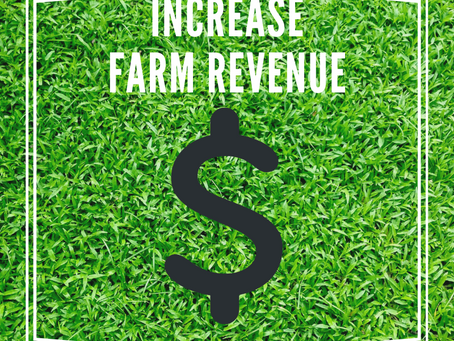 Farm Revenue:  Growth Beyond Crop Sales
