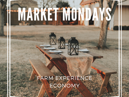 Market Mondays: The Farm Experience Economy