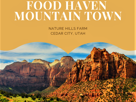 A Food Haven in a Mountain Town