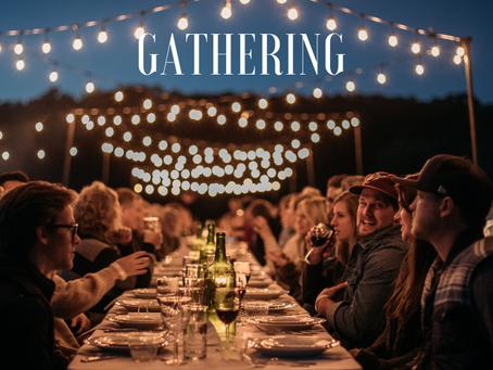 Gathering: Dinner in Santa Fe