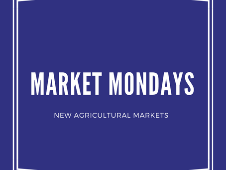 Market Mondays: New Agricultural Markets