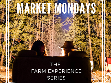 Market Monday's: The Farm Experience Series - A Window into the Farm Experience Economy