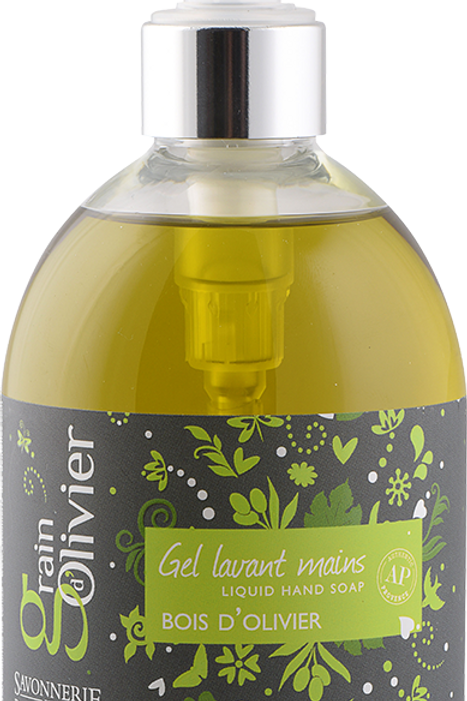 Gel lavant mains Bois d'Olivier 300 ml