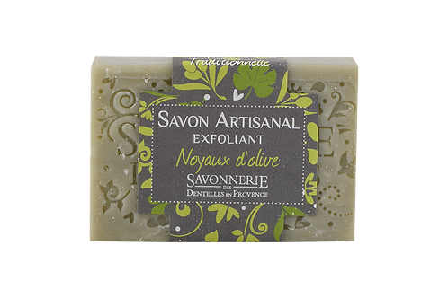 Savon Exfoliant Noyaux d'olive