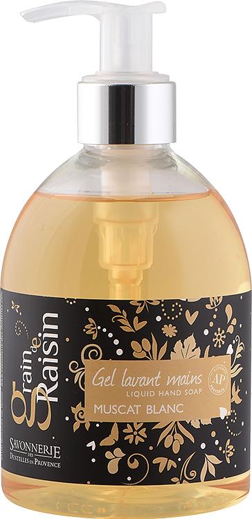 Savon liquide Muscat Blanc