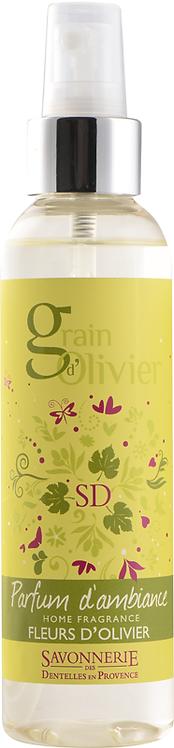 Parfum d'ambiance Fleurs d'Olivier