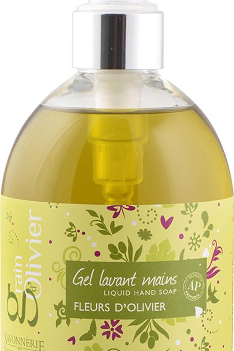 Gel lavant mains Fleurs d'Olivier 300 ml