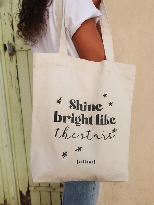 "Tote bag ""Stars"""