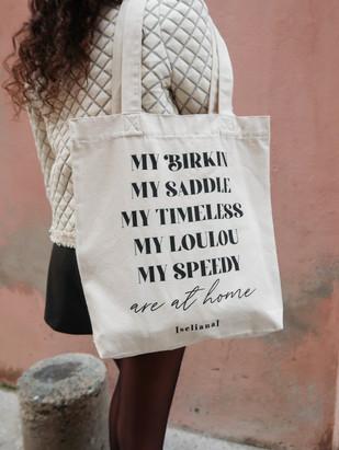 Tote bag Haute Couture
