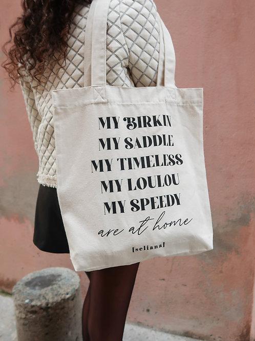 """Tote-bag """"Haute-Couture"""""""