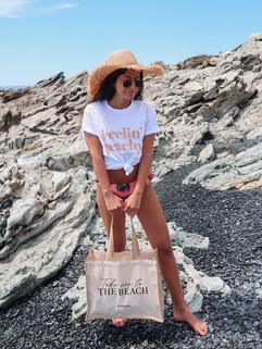 T-shirt & cabas