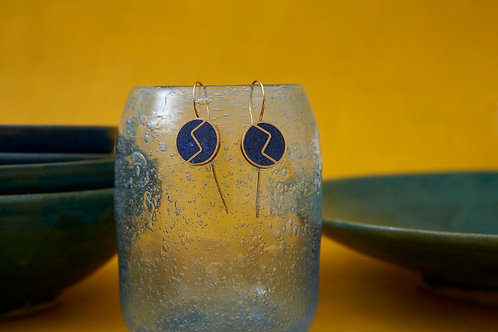Artisan & Fox - Balkh Drop Earrings