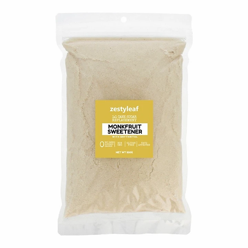 Zestyleaf - Monkfruit Sweetener