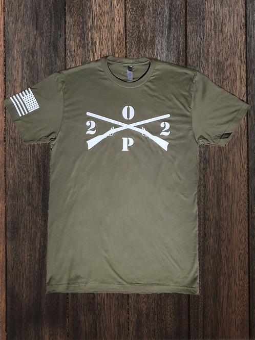 Chest Cross Rifles T-Shirt