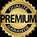 Qualité premium garantie
