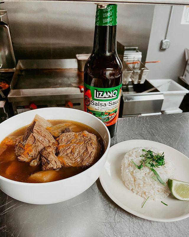 Classic Costa Rican Olla De Carne is ton