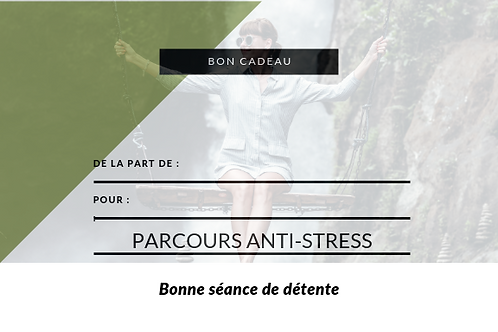 SEANCE ANTI-STRESS