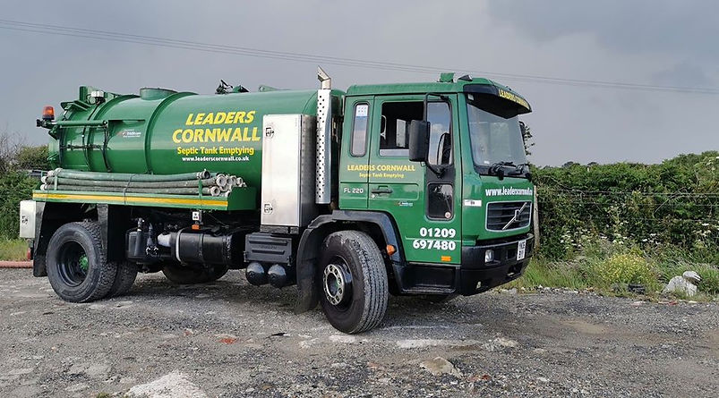 Leaders Cornwall Septic Tank Emptying