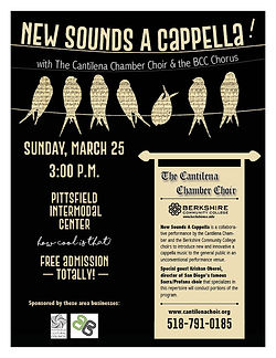 Flyer - New Sounds A Cappella_FINAL appr