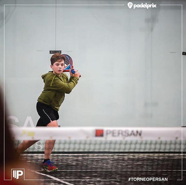 Xoan durante el torneo Stores Persan