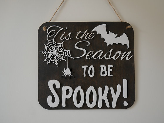 Spooky Season Decor