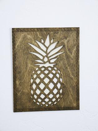 Friendship Pineapple