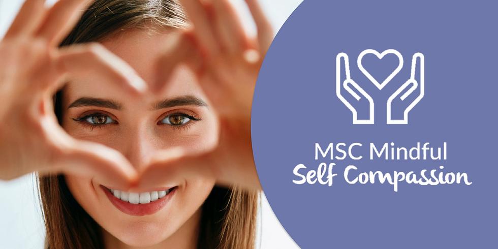 MINDFUL SELF COMPASSION (MSC) - CURSO ONLINE BREVE