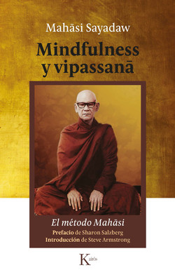 Libro Mindfulnesss y Vipassana