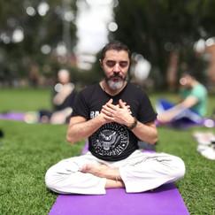 Mindfulness al Parque