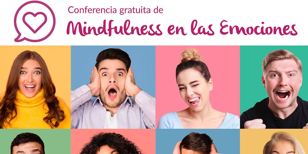 Conferencia Gratuita de Mindfulness en las Emociones