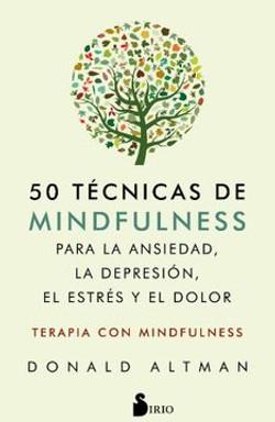 Libro 50 Técnicas de Mindfulness para la ansiedad y la depresión