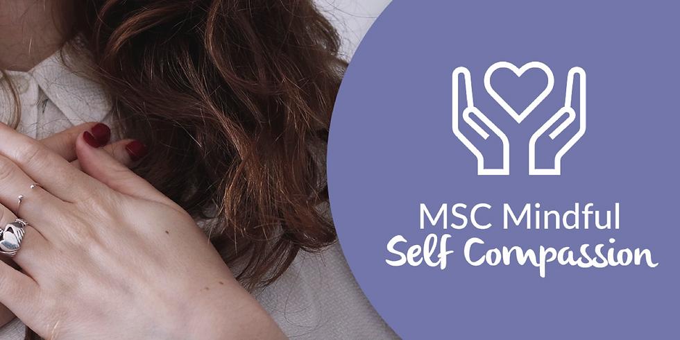 MINDFUL SELF COMPASSION (MSC) - PROMOCIÓN 1