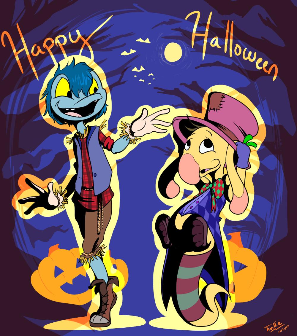 halloweenexchange