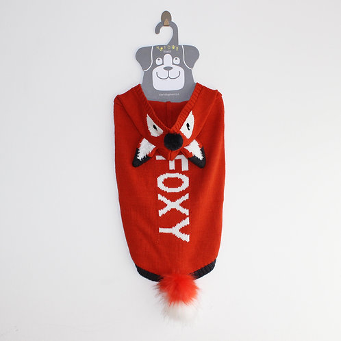 'FOXY' KNITTED JUMPER