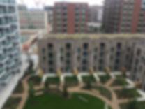 PSL construction snagging image -  RW development