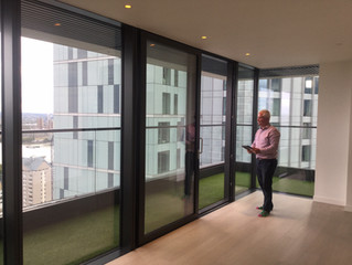 New builds London - Snagging inspections and Surveys in London