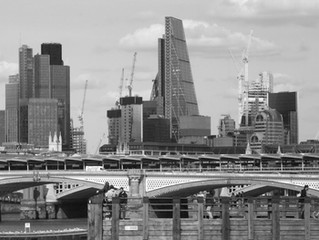The ever changing London skyline