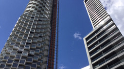 Snagging inspections Canary Wharf
