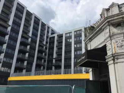 New build Ilford Essex