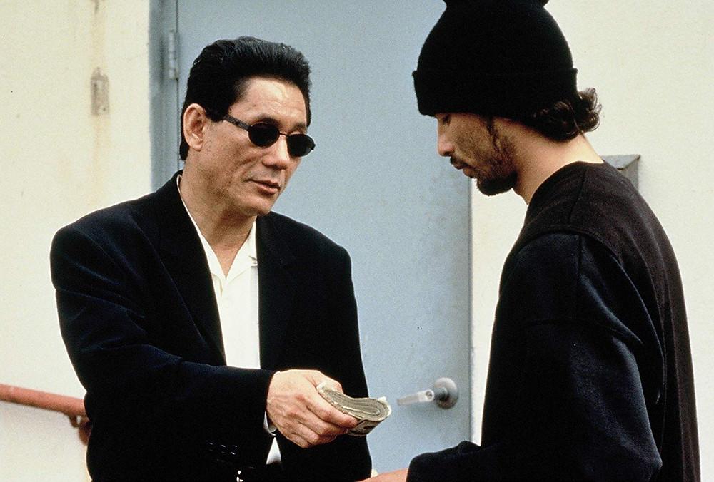 Las gafas de Aniki Yamamoto en Brother (2000)
