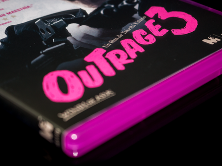 OUTRAGE 3: Descubre hasta el último detalle de la edición en Blu-ray