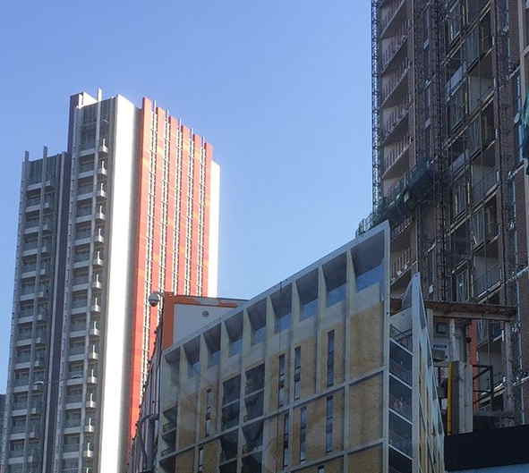 Discovery Tower Hallsville Quarter Canning Town