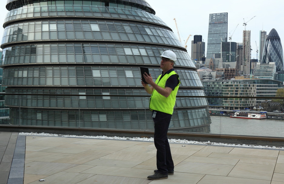 Construction snagging inspector