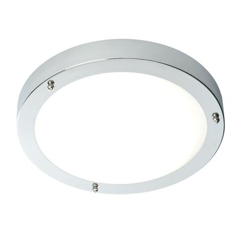 PORTICO LED 300MM FLUSH IP44 9W COOL WHITE 54675